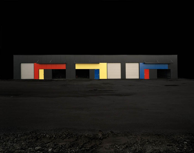 Untitled, from the series Reluctant Monoliths