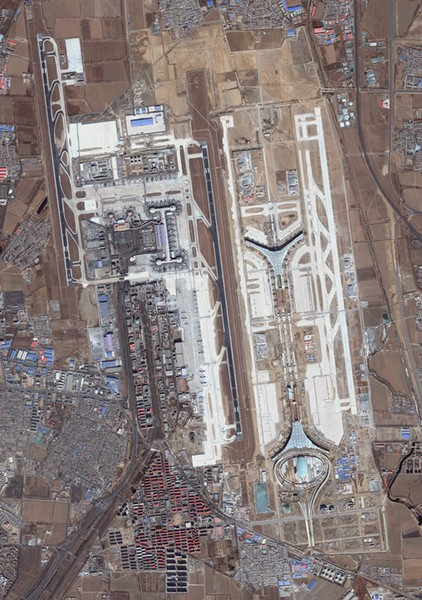 Beijing Capital International Airport, China