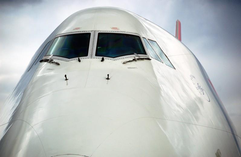 747, Los Angeles, California