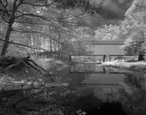Frankenfield Bridge over Tinicum Creek