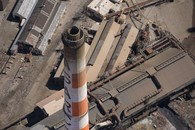 ASARCO down into the stack