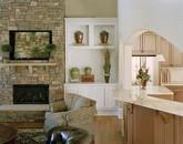 Den to Kitchen, Statham, GA