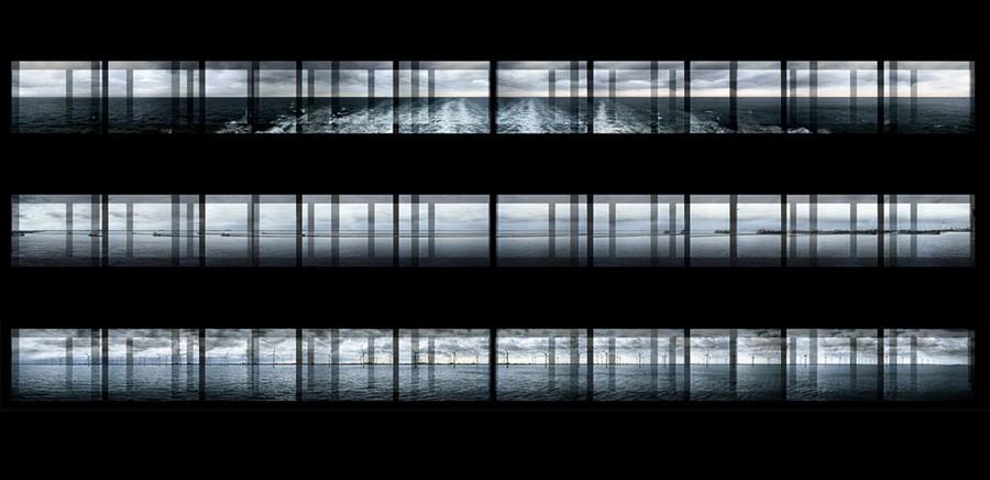 Horizon (x3) #1, #2, #3  2011