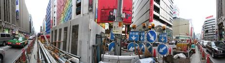 Tokyo, East Shinjuku, 2007