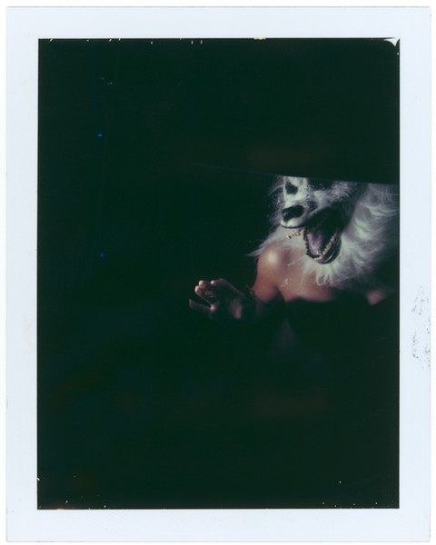 The Night..2 2008 - Original Polaroid, Edition 1