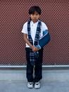Latino Boy - USA Public School