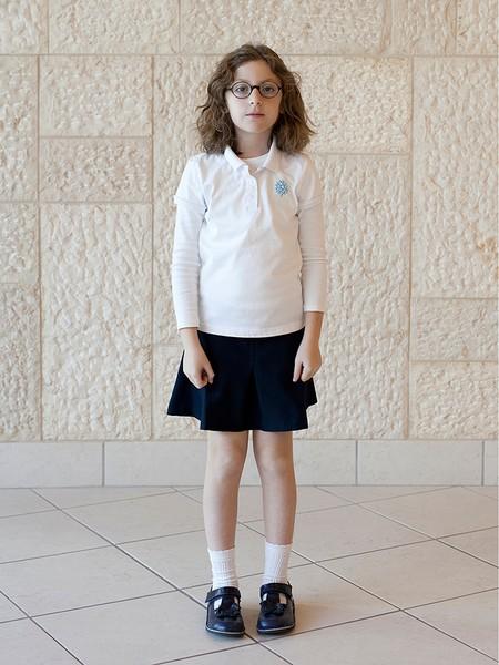 Jewish Day School - Girl