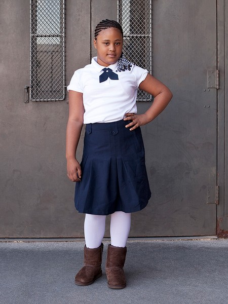 USA Inner City Public School - Girl