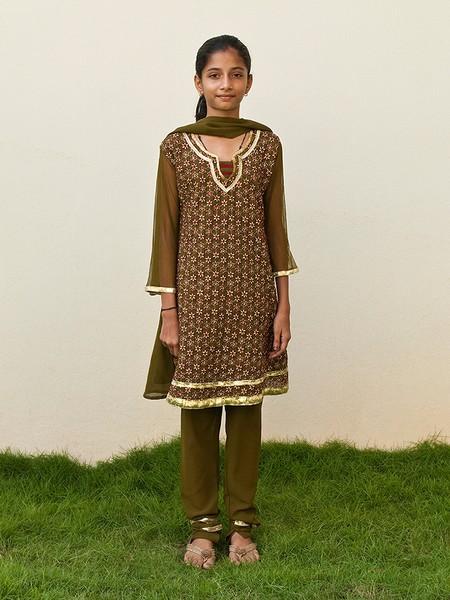 India English Medium School - Girl