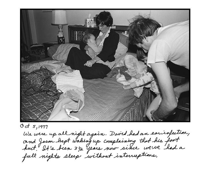 1977 Bedroom