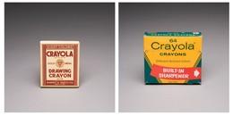 Crayola 1954 - 1984