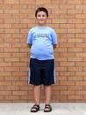 USA Rural School - Boy