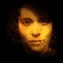 Tina, Emulsion on wax plate