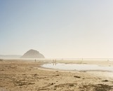 Morro Strand Beach, California, 2008