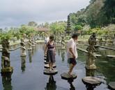 Water Palace, Bali, Indonesia. 2011