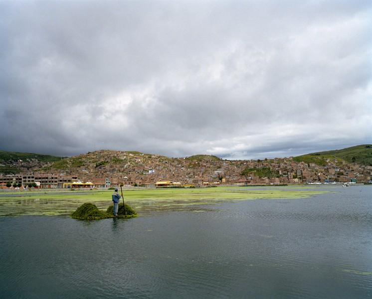 The Collector, Puno, Peru.  2009