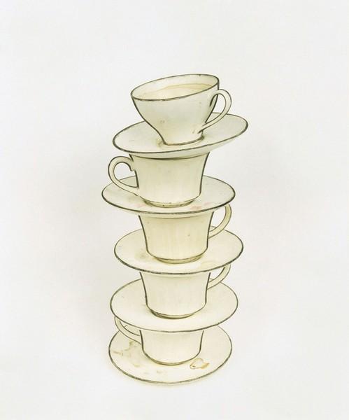 Representation no. 55 (Cup tower), 2007