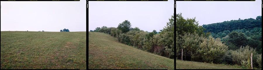 N 40°  W78°  McConnellsburg, PA, 2006