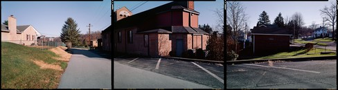 N40°  W80° - Fredericktown Hill, PA, 2006