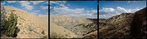 N40°  W109° - Rangely, CO, 2000
