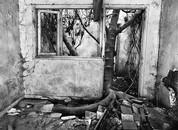 Nicosia in Dark and White #0104, Cyprus, 2006