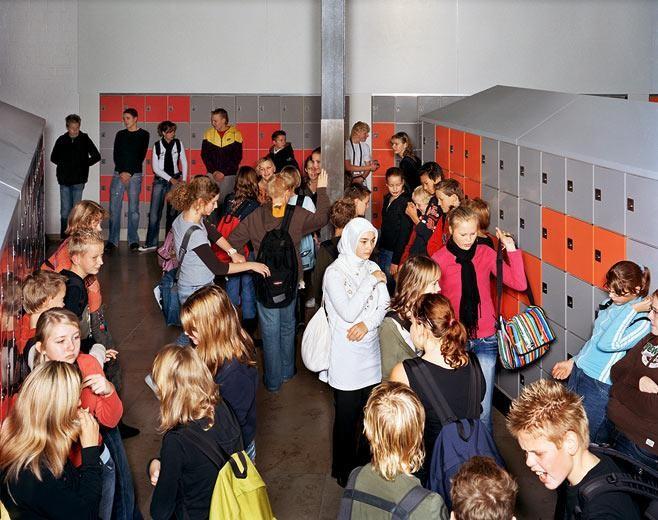 Veluws College, Apeldoorn, 2006
