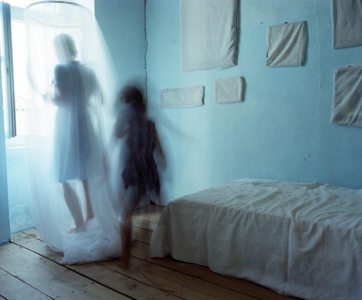 The Turquoise Room,Pagondas, Home Stills,