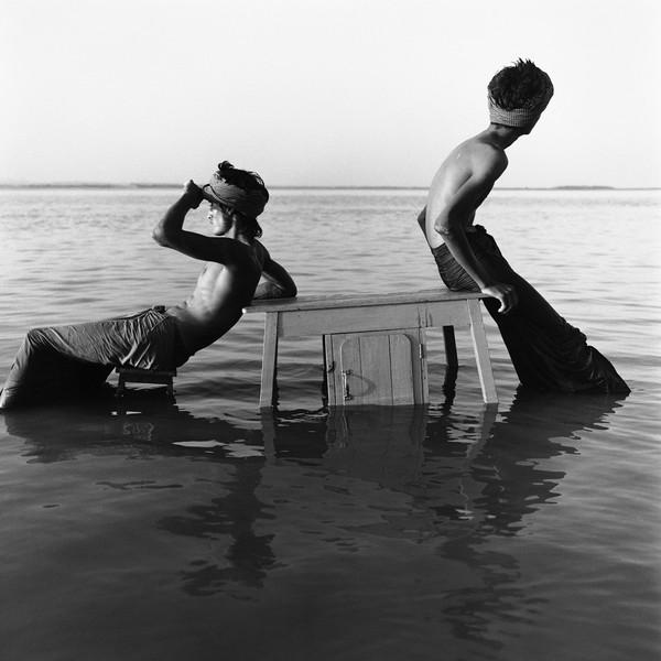 Life Raft, Burma 2011