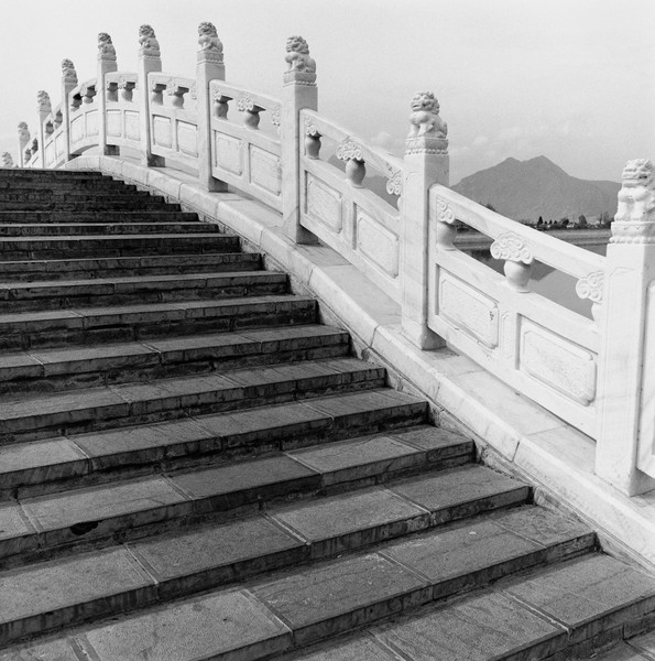 Moon Bridge, China 2011