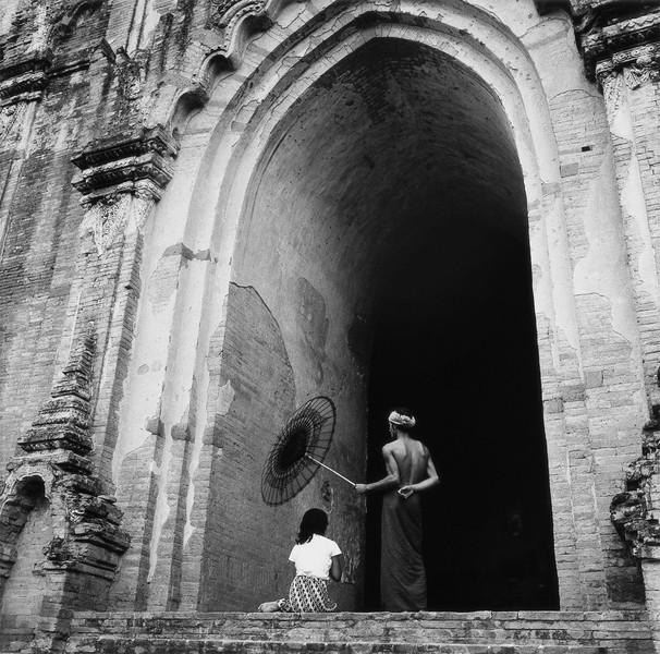Solemn, Burma 2009