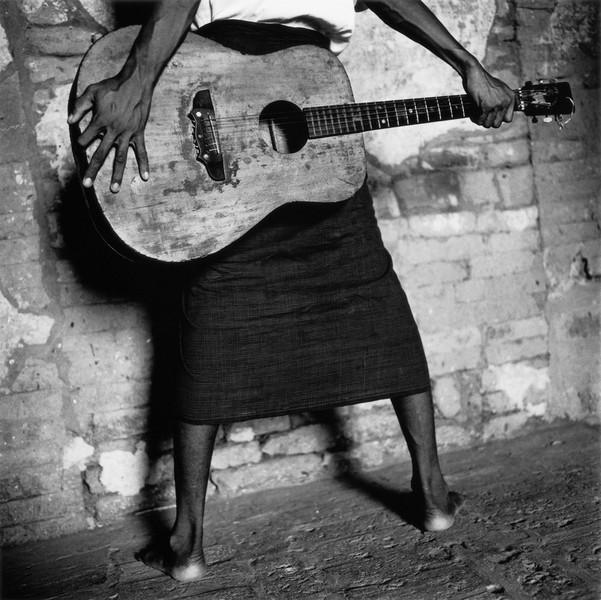 Guitar, Burma 2004