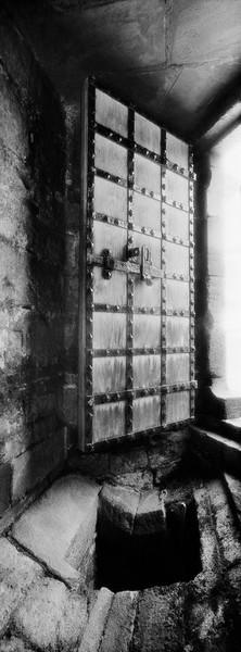 Doorway, Beaumaris Castle, Wales