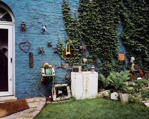 Blue Wall - Chicago, IL  2002