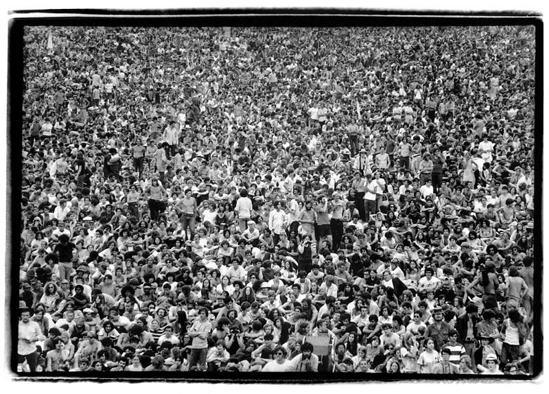 Woodstock, August 1969