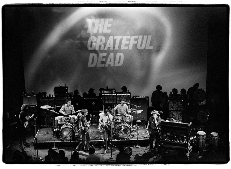 The Grateful Dead at Fillmore East, 2/14/70