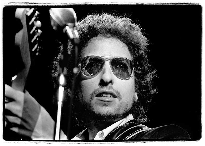 Bob Dylan at Madison Square Garden, 1/31/74
