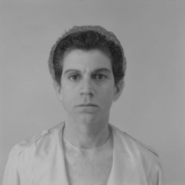 Duplicity As Identity, APP on Canvas, Unique, 2008