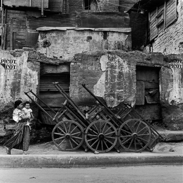 'Carretas', Guatemala, 1979