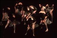 Pina Bausch Dance Company Los Angeles 1984