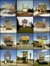 Motel signs, 1979 to 1989