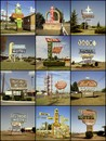 Motel signs, 1980 to 1985