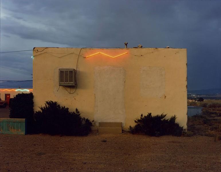 Grandview Motel, Albuquerque, New Mexico, 1980