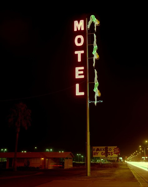 Starlite Motel, Mesa, Arizona, December 28, 1980
