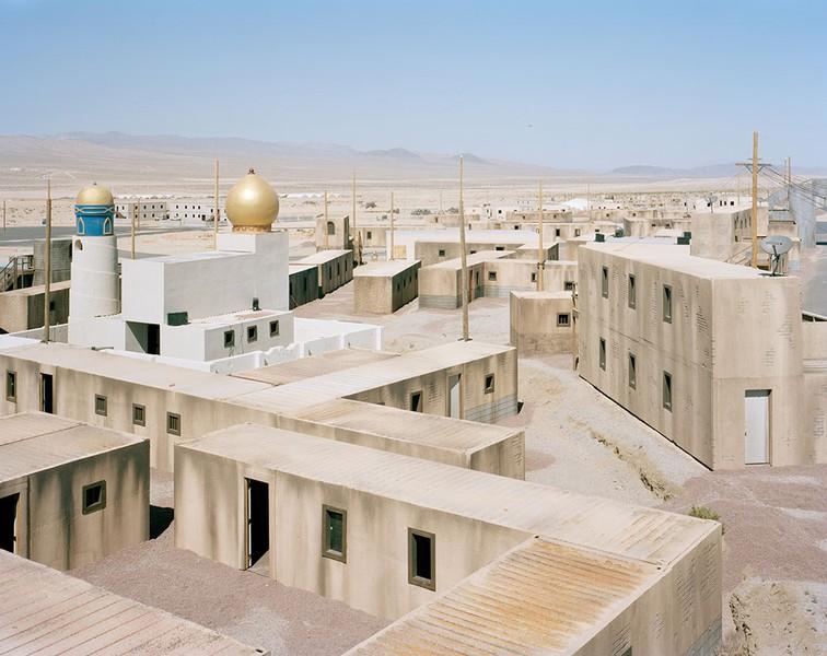Medina Jabal Town, Fort Irwin, CA, 2009