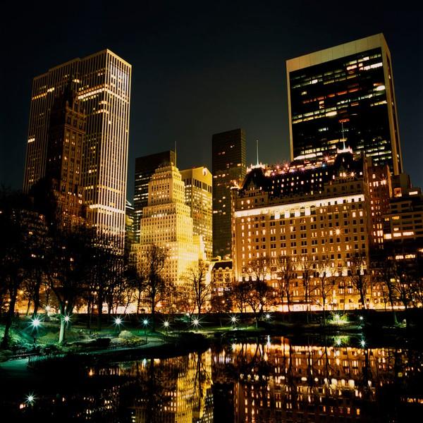 The Pond-2, Central Park, NY 2008