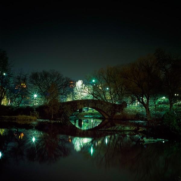 Gapstow Bridge, Central Park, NY 2008
