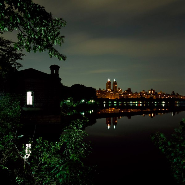 Reservoir Pumphouse-4, Central Park, New York 2007