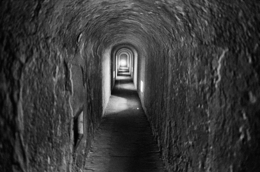 The Tunnel, Terezin, Czech Republic 1994
