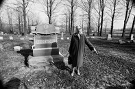 Alice, Cemetery, Knoxboro, NY 1978