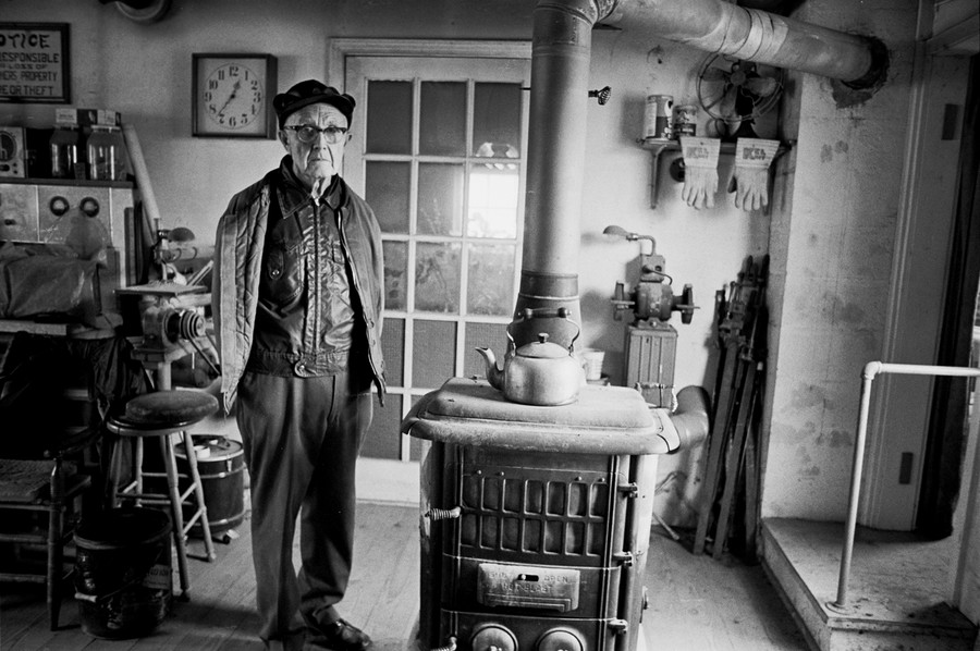 Master Woodworker, Vernon, NY 1977